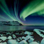 Northern Lights Senja Coast